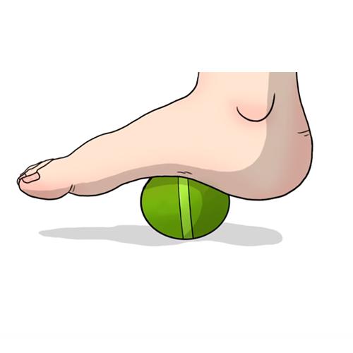 cvik boľavé nohy